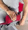 Gutsidis-Joas: Trainingsgeräte, Rumpfrotator